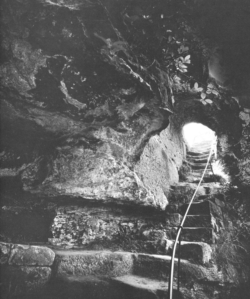 Treppe 1977
